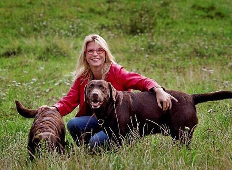Hundetræning af hundetræner Christin Pfeiffer